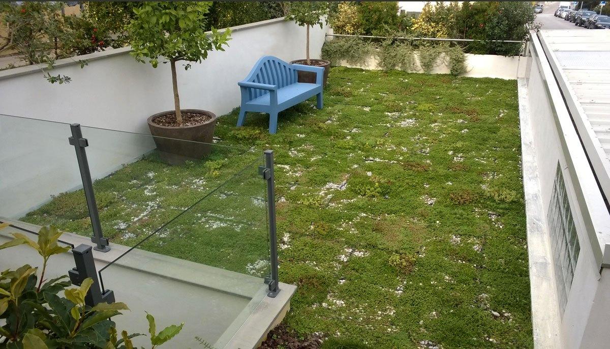 Sgravi fiscali per giardini pensili e tetti verdi for Realizzazione giardini pensili