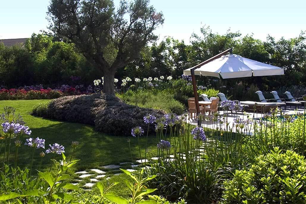 Angolo di giardino giapponese in campagna pellegrini for App progettazione giardini