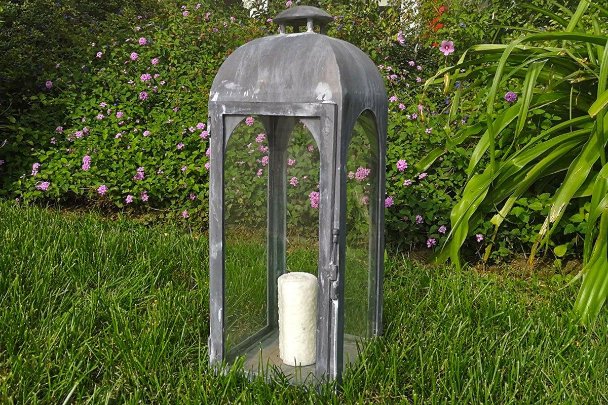 Lanterna da giardino pellegrini giardini - Lanterne esterno ...
