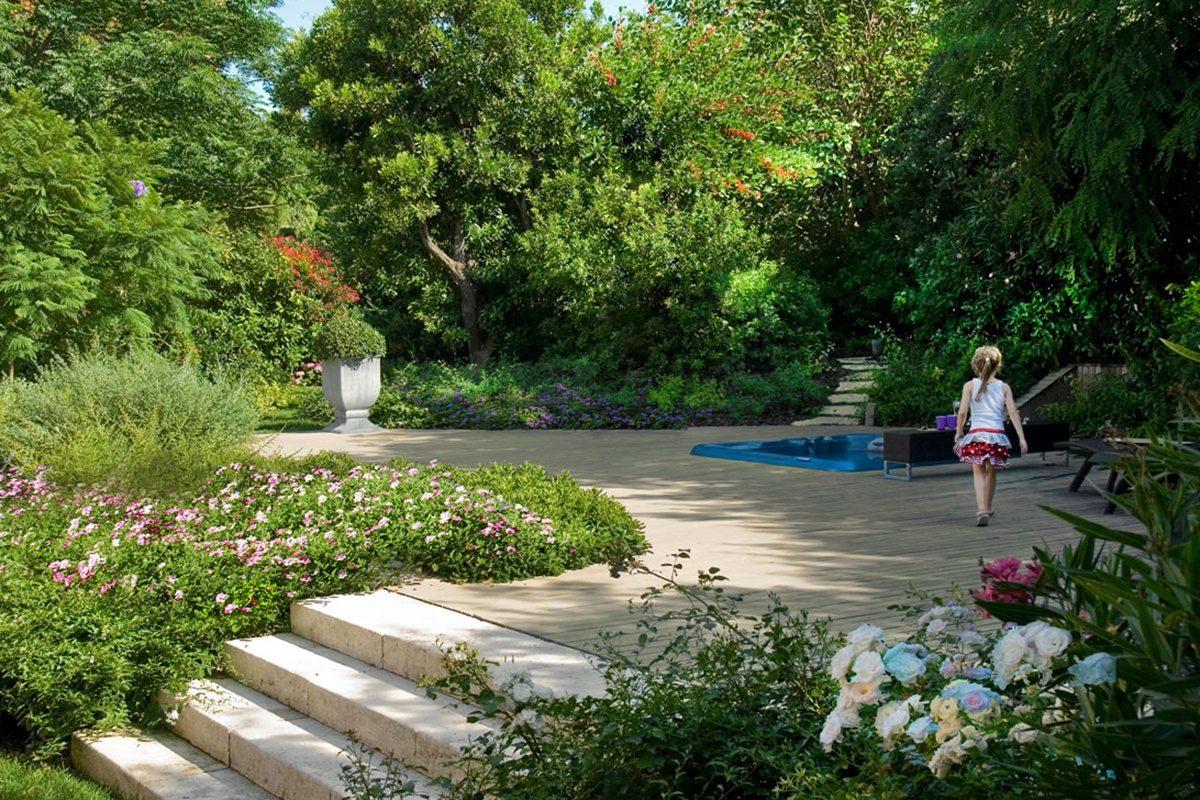 Siepi Miste Da Giardino zona outdoor intima e privata in centro ~ pellegrini giardini