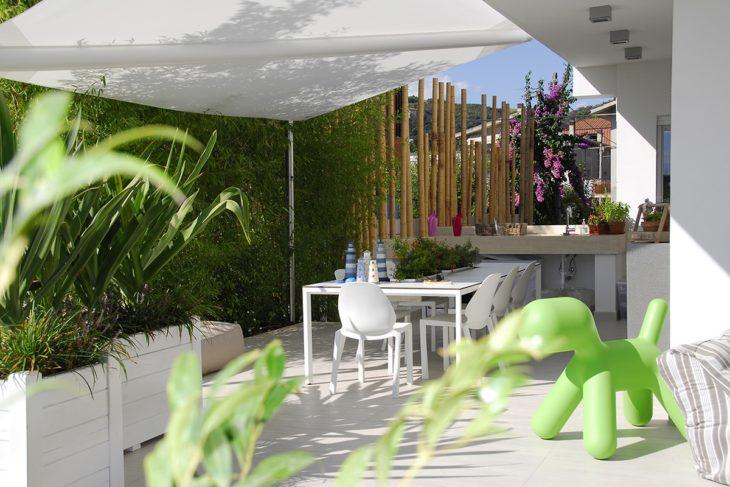 Progettazione Giardini: Pergole Bioclimatiche