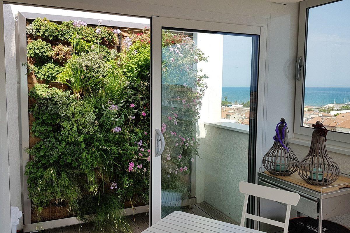 orto, verticale,giardino verticale